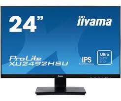 Iilyama LCD scherm 24'' niet hoogte verstelbaar